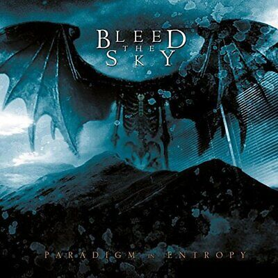 Bleed The Sky-Paradigm In Entropy Rerelease (US IMPORT) CD NEW
