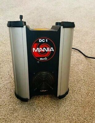 Martin DC 1 Mania DJ Lighting Fixture Fully Tested FREE SHIPPING