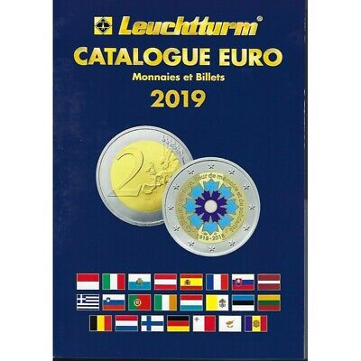 Catalogue Euro monnaies billets 2019