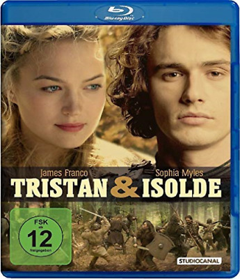 FRANCO,JAMES/MYLES,SOPHIA-Tristan & Isolde - Lie (Importación USA) BLU-RAY NUEVO