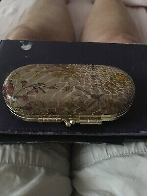 Vintage Tortoise Shell Appearance Ladies Case