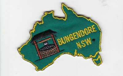 Cloth Badge/Patch    141 (  3 Day Auction Run )