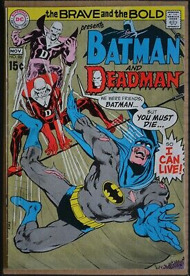 The Brave And The Bold # 86 : Fine- : November 1969. (Dc Comics).