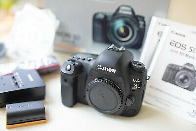 Canon EOS 5D Mark IV 30.4MP Digital SLR Camera - Black (Body Only)