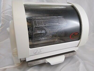 George Foreman Model GR59A Baby George Rotisserie White