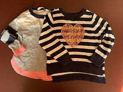 2 X Gorgeous Girls Size 3 Jumpers Inc Country Road Was $80