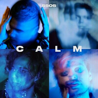 5 Seconds of Summer - CALM - CD (2020) - Deluxe Edition - Brand New & Sealed