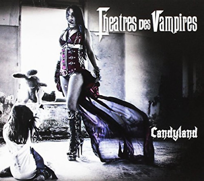 Theatres Des Vampires-Candyland Cd Nuovo