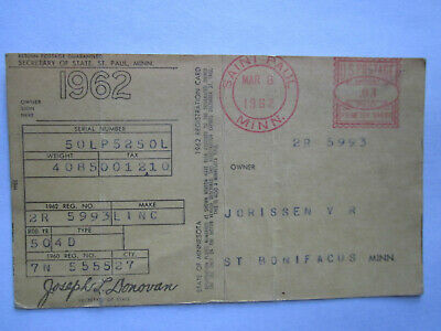 1950  Lincoln   4 Door     Barn Find Historical Document