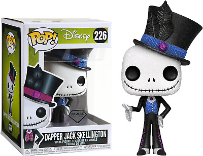 Day of the Dead Jack Vinyl-FUN3657 The Nightmare Before Christmas Pop