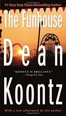 `Koontz, Dean R.`-The Funhouse BOOK NUOVO