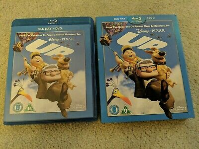 Up Blu-ray (2010) Pete Docter cert U 2 discs Incredible Value and Free Shipping!