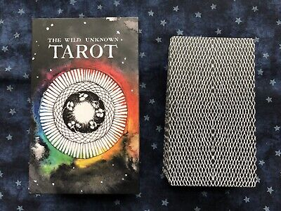 The Wild Unknown Tarot 2nd Edition