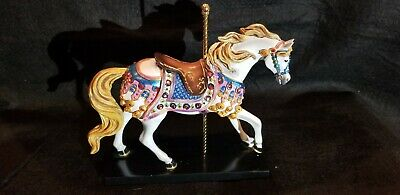 2007 Bedazzled 1E/0747 : The Trail of Painted Ponies #12245 SIGNED