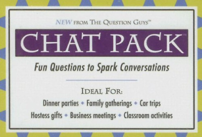 Question Guys-Chat Pack (Importación USA) ACC NUEVO