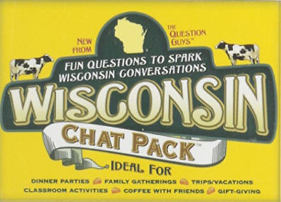 Chat Pack Wisconsin: Fun Questions To Spark Wisconsi (Importación USA) ACC NUEVO