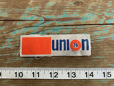 Used Vintage Union 76 Racing Patch Scca Irl Imsa Nhra Arca Oil Fuel Gas Station
