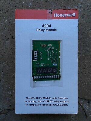 Honeywell Relay Module 4204