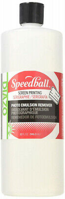 Speedball Diazo Photo Emulsion Remover 950mls. Speedball Art Products