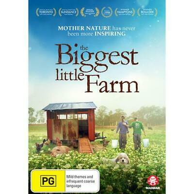 The Biggest Little Farm Dvd, New & Sealed, 2020 Release, Priority Post
