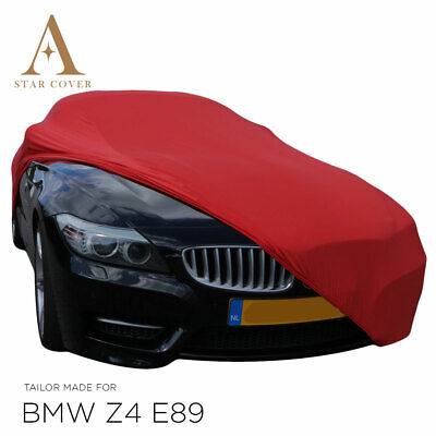 Z4 E89 Sahara Indoor Garage Fitted Car Cover Fits BMW Z4 2009-2016 ...
