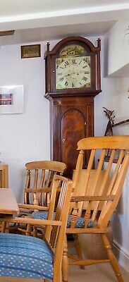 Antique C1800 grandfather clock