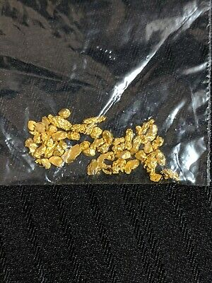 2.0grams Victorian Gold Nuggets