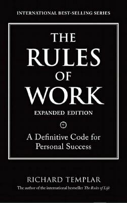 Richard Templar - The Rules of Work_Expanded Edition Pdf