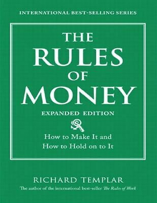 Richard Templar - The Rules of Money_ Expanded Edition Pdf