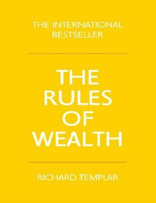 Richard Templar - The Rules of Wealth Pdf
