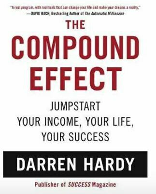 Darren Hardy - The Compound Effect pdf