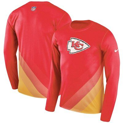 KANSAS CITY CHIEFS Nike DRI FIT Sideline Legend T-Shirt XL