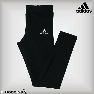 🔥 SALE - Adidas Black Climalite® Girls TR Tights Age 9-10-11-12-13-14-15 Years