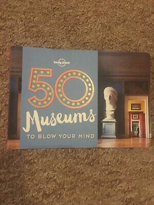 Lonely Planet 50 Best Museums