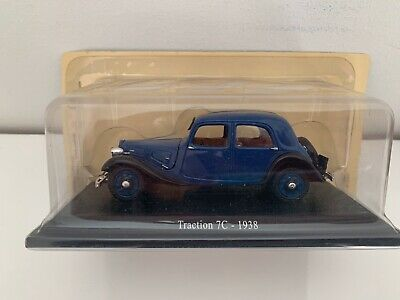 Voiture Traction 7C - 1938