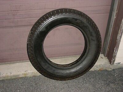 NOS Vintage Goodyear Deluxe 5:50-16 Tire 4 Ply Brand New!!!!