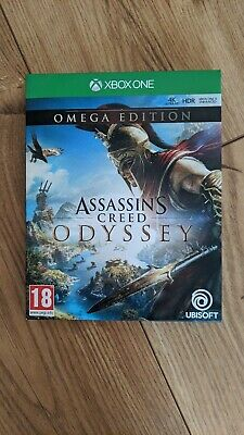 Xbox one games assassins creed odyssey