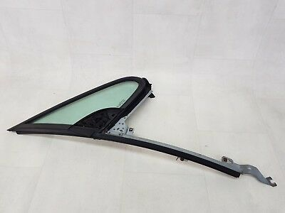 PEUGEOT BOXER RELAY JUMPER DUCATO DRIVERS OFFSIDE FRONT 1//4 GLASS 1995-2006