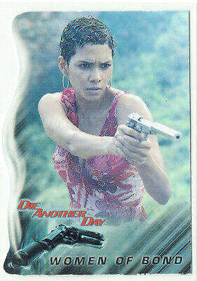 James Bond Die Another Day Women Of Bond Chase Card W5
