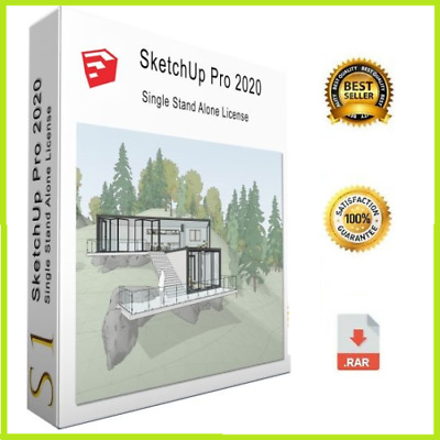 SketchUp Pro 2020 for Windows 🔑Lifetime Activated Originale Fast Dilevery