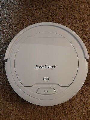 PURE CLEAN ROBOT Smart Robot Vacuum Cleaner Automatic Multi