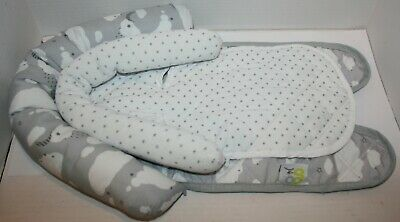 Go by Goldbug Clouds Infant Baby Head Support Duo- 3 Options *See Description*