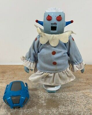 Vintage The Jetsons Rosie The Robot 1990 Vinyl Figures Applause With Accessory