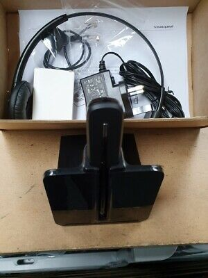 Plantronics CS540 Wireless Headset Complete Working Perfectly Warranty C054A