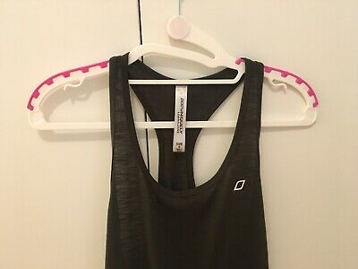 Uniquely  Lorna Jane Tank Olive colour NWOT