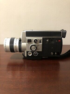 Canon Auto Zoom 814 Super 8 Camera