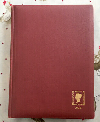 STAMP ALBUM STOCK BOOK AS FOUND FULL WORLDWIDE STAMPS MINT & USED Pmk INTEREST