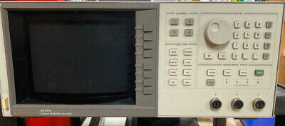 HP Agilent Keysight 8757D Scalar Network Analyzer  -  Tested with Data