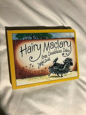 Hairy Maclary from Donaldson's Dairy by Lynley Dodd board book