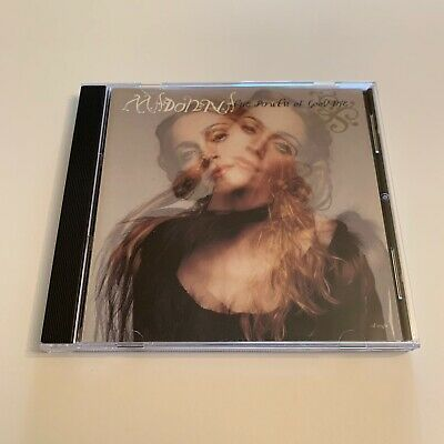 MADONNA The Power Of Good-Bye RARE CANADA CD 17160 CANADIAN CD Single Mer Girl